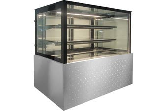 SG090FE-2XB Bonvue Heated Food Display