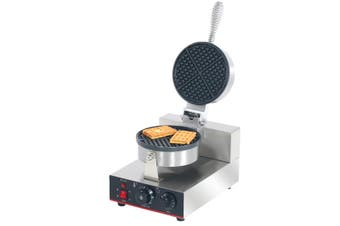 Single Plate Round Waffle Maker - TWB-1KW