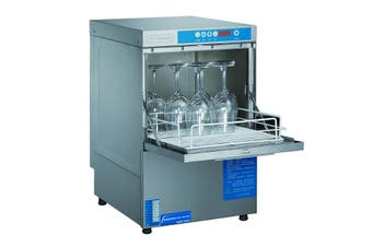 Axwood Underbench Glass washer with auto drain pump & detergent pump - UCD-400