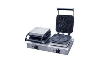 Electric waffle Maker - UWB-2H