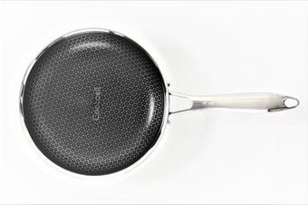 Cookcell Frying pan,Non-stick coated Stainless Steel, Size: 24cm