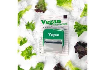 Bubblegum Stuff - Vegan Stamp