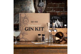Craft A Brew – Handcrafted Botanical Gin Kit