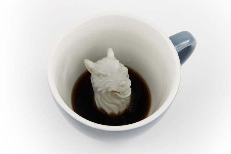 Creature Cups - Wolf
