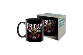 Friday the 13th Ceramic Mug