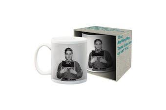 Elvis - Enlistment Photo Ceramic Mug