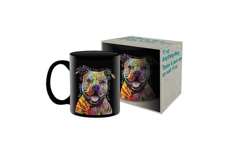 Dean Russo - Pit Bull Ceramic Mug