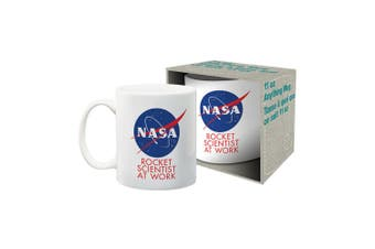 NASA - Rocket Scientist Ceramic Mug