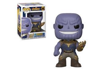 Avengers 3 - Thanos Pop! Vinyl Figure