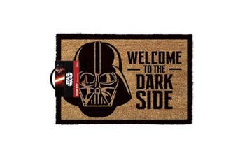 Star Wars - Welcome To The Dark Side Doormat