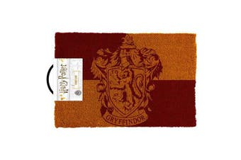 Harry Potter - Gryffindor Crest Doormat