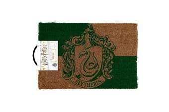 Harry Potter - Slytherin Crest Doormat