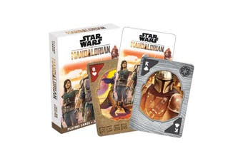 Star Wars - The Mandalorian Playing Cards