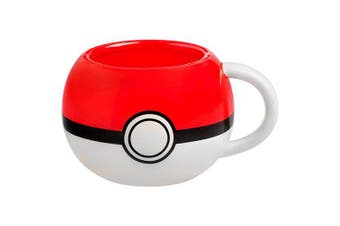 Pokemon - Poke Ball Mug