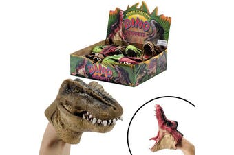 Schylling - Dinosaur Hand Puppets