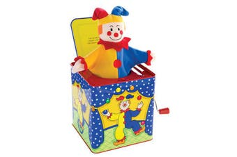 Schylling - Jester Jack In Box