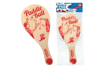 Schylling - Paddle Ball Game