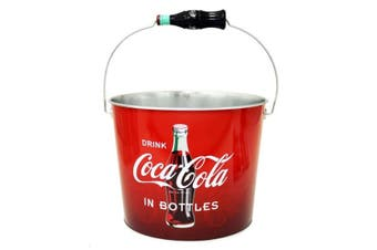 Coke Tin Beverage Bucket