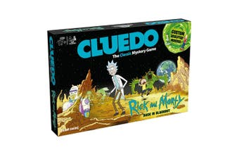 Cluedo - Rick & Morty Edition