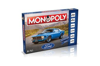 Monopoly - Ford Edition