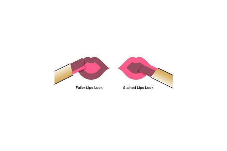 Mirenesse Maxi-Tone Two Tone Collagen Lip Bar - 7. Fate 3g