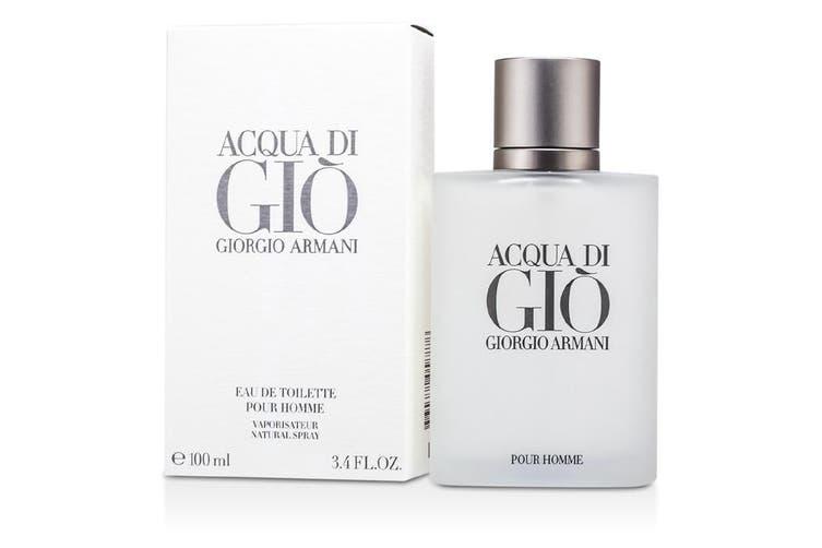 Giorgio Armani Acqua Di Gio Eau De Toilette Spray 100ml