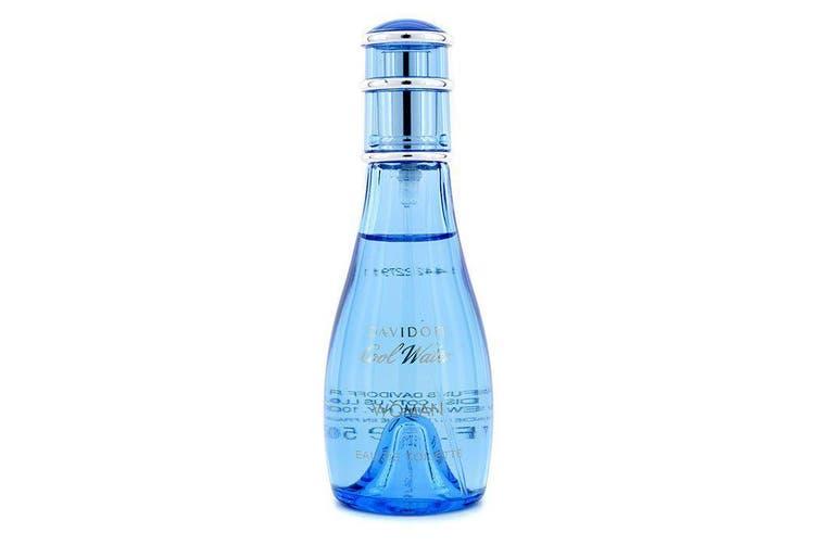 Davidoff Cool Water Eau De Toilette Spray 50ml