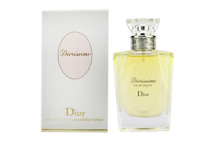 Christian Dior Diorissimo Eau De Toilette Spray 50ml