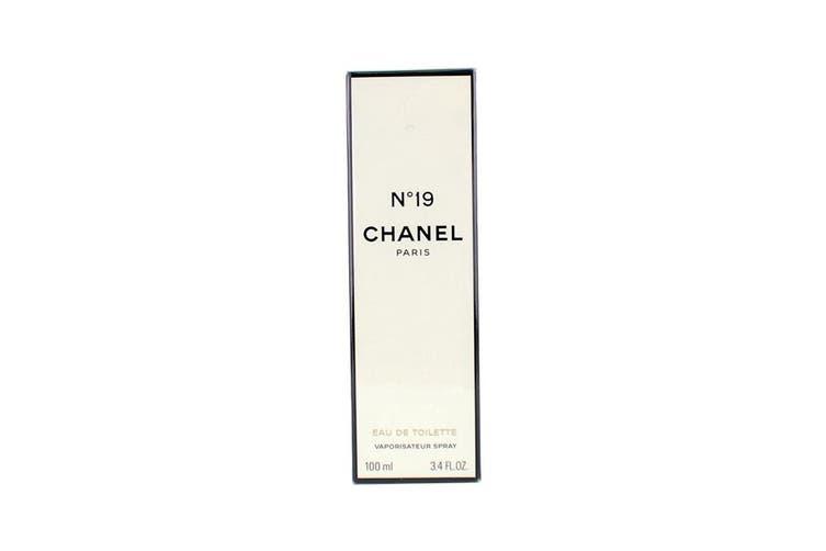 Chanel No.19 Eau De Toilette Spray Non-Refillable 100ml