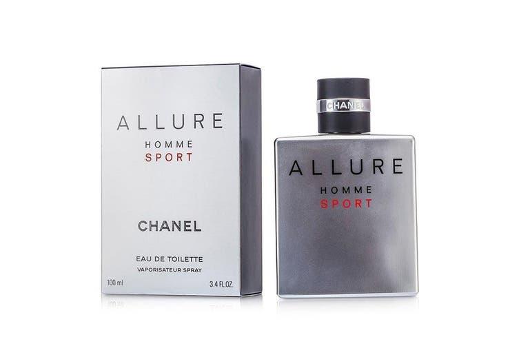 Chanel Allure Homme Sport Eau De Toilette Spray 100ml