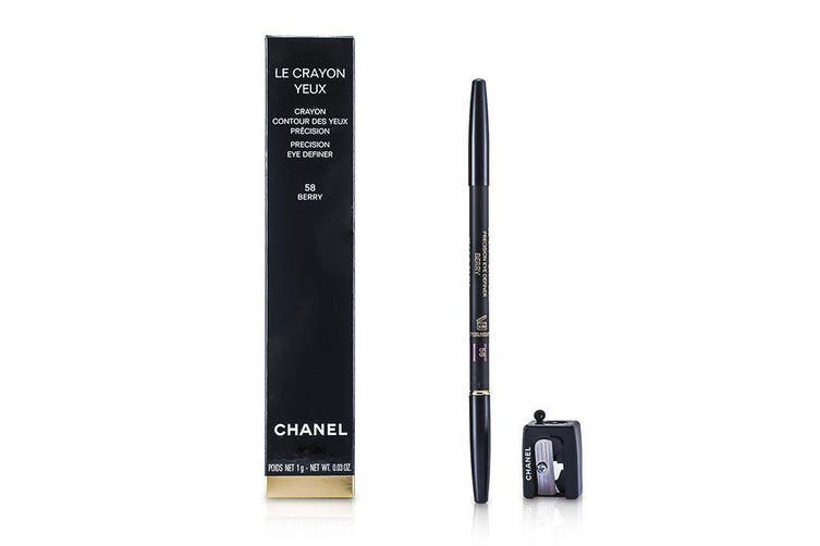 Chanel Le Crayon Yeux - No. 58 Berry 1g