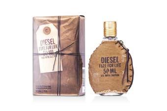 Diesel Fuel For Life Eau De Toilette Spray 50ml