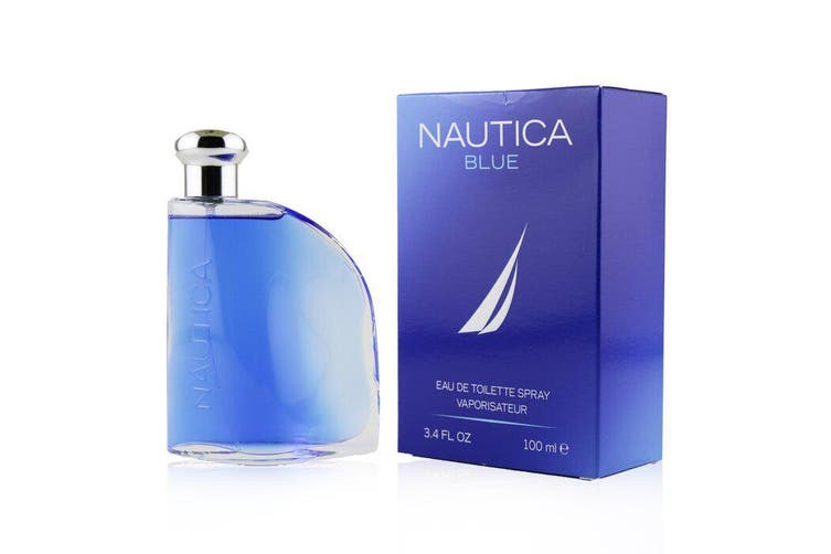 Nautica Blue Eau De Toilette Spray 100ml