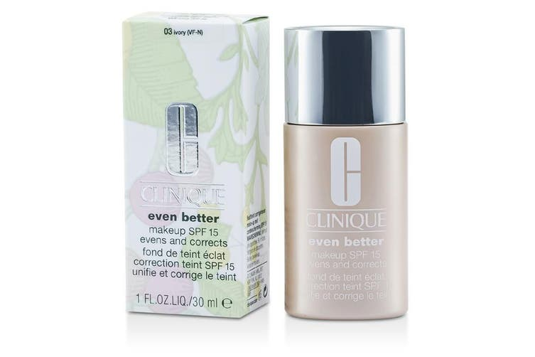 Clinique Even Better Makeup SPF15 (Dry Combination to Combination Oily) - No. 03/ CN28 Ivory 30ml
