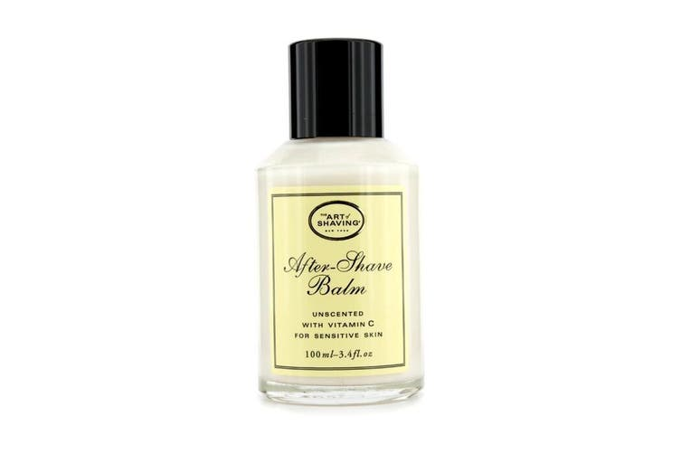 The Art Of Shaving After Shave Balm - Unscented 100ml