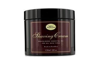 The Art Of Shaving Shaving Cream - Sandalwood Essential Oil 150g