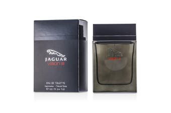 Jaguar Vision lll Eau De Toilette Spray 100ml