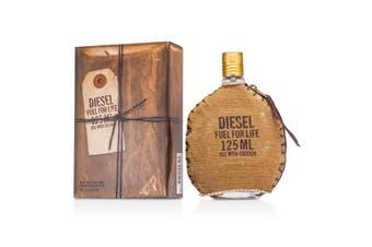 Diesel Fuel For Life Eau De Toilette Spray 125ml