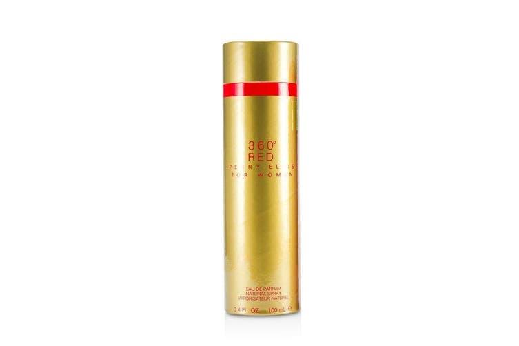 Perry Ellis 360 Red Eau De Parfum Spray 100ml