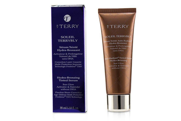 By Terry Soleil Terrybly Hydra Bronzing Tinted Serum - # 100 Summer Nude 35ml