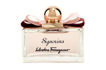Salvatore Ferragamo Signorina Ribelle Eau De Parfum Spray 100ml