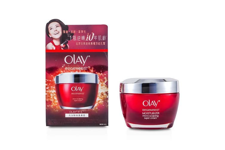 Olay Regenerist Micro-Sculpting Super Cream 50g