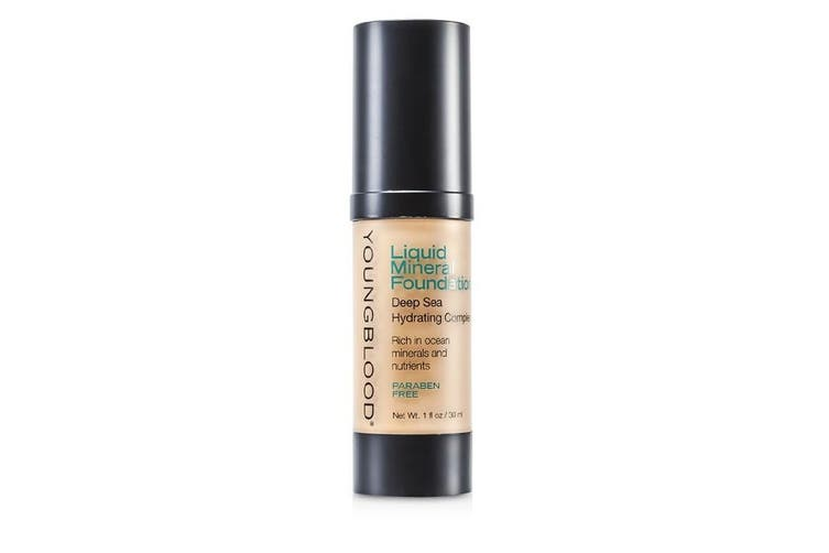 Youngblood Liquid Mineral Foundation - Golden Tan 30ml