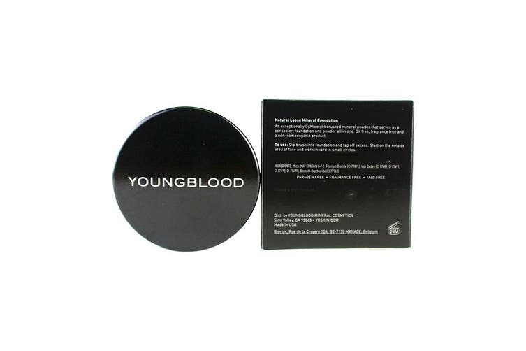 Youngblood Natural Loose Mineral Foundation - Toffee 10g