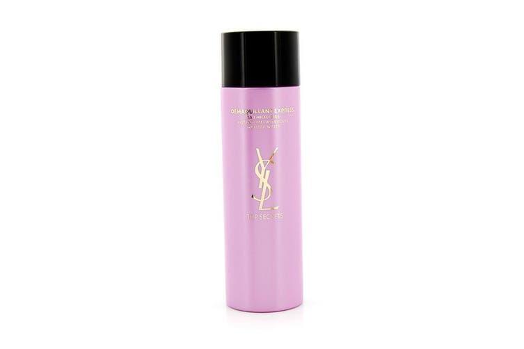 Yves Saint Laurent Top Secrets Toning & Cleansing Micellar Water 200ml
