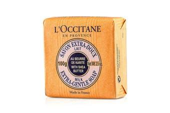 L'Occitane Shea Butter Extra Gentle Soap - Milk 100g