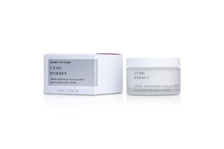 Issey Miyake L'eau D'issey (issey Miyake) Body Cream 200ml