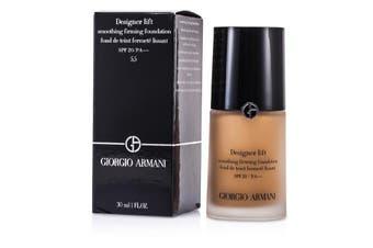 Giorgio Armani Designer Lift Smoothing Firming Foundation SPF20 - # 5.5 30ml