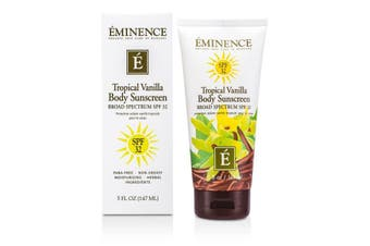 Eminence Tropical Vanilla Body 147ml
