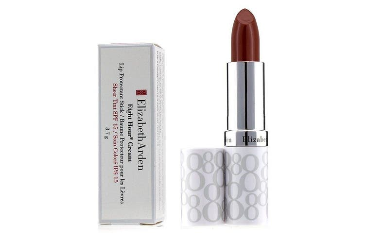 Elizabeth Arden Eight Hour Cream Lip Protectant Stick SPF 15 #04 Plum 3.7g